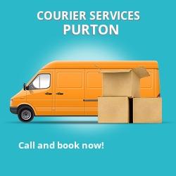 Purton courier services GL13