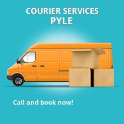 Pyle courier services CF33