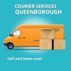 Queenborough courier services ME6