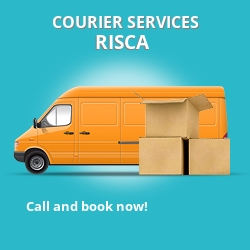 Risca courier services NP11