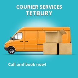 Tetbury courier services GL8