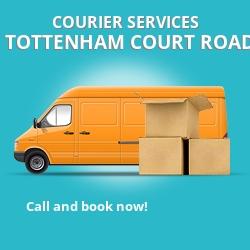 Tottenham Court Road courier services W1