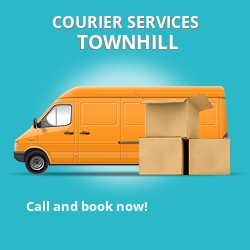 Townhill courier services KY12