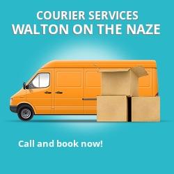 Walton-on-the-Naze courier services CO14