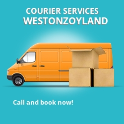 Westonzoyland courier services TA7