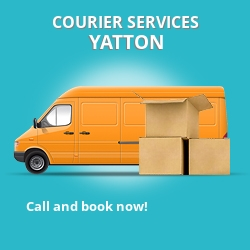 Yatton courier services BS49