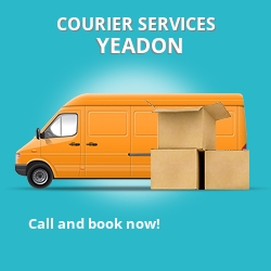 Yeadon courier services LS19