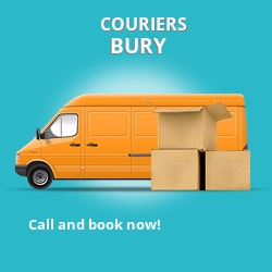 Bury couriers prices M26 parcel delivery
