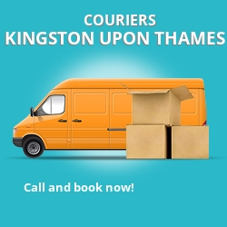 Kingston upon Thames couriers prices KT1 parcel delivery