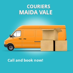 Maida Vale couriers prices W9 parcel delivery
