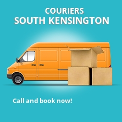 South Kensington couriers prices SW5 parcel delivery
