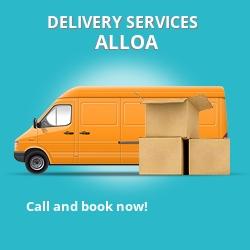 Alloa car delivery services FK10