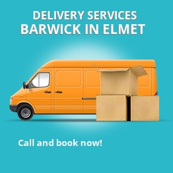 Barwick in Elmet car delivery services LS15