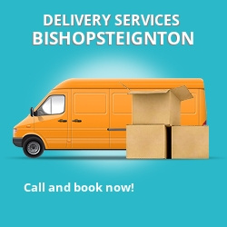 Bishopsteignton car delivery services TQ14