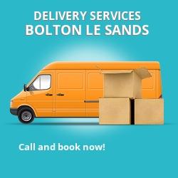 Bolton-le-Sands car delivery services LA5