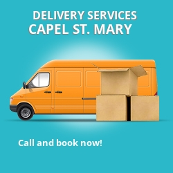 Capel St. Mary car delivery services IP9