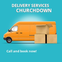 Churchdown car delivery services GL3