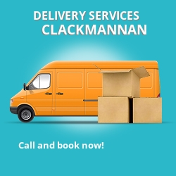 Clackmannan car delivery services FK10