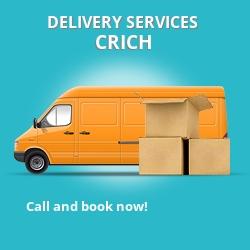 Crich car delivery services DE4