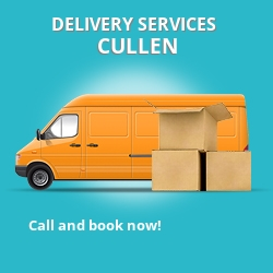 Cullen car delivery services AB56