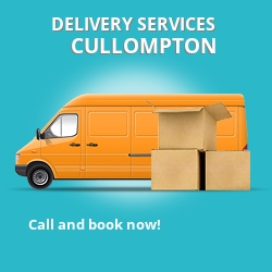 Cullompton car delivery services EX10