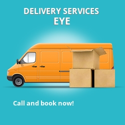 Eye car delivery services IP23