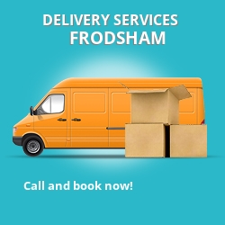 Frodsham car delivery services CH1