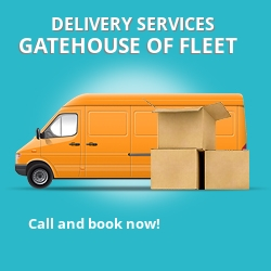 Gatehouse of Fleet car delivery services DG7