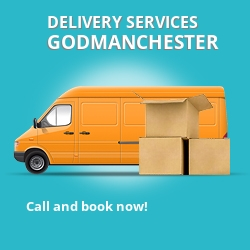 Godmanchester car delivery services PE29