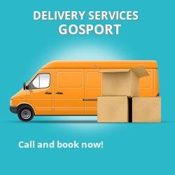 Gosport car delivery services PO12