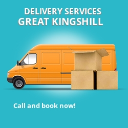 Great Kingshill car delivery services HP15