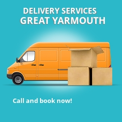 Great Yarmouth car delivery services NR31