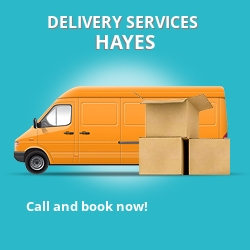 Hayes car delivery services UB3