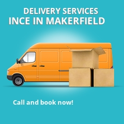 Ince-in-Makerfield car delivery services WN3