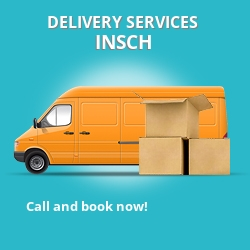 Insch car delivery services AB25
