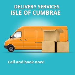 Isle Of Cumbrae car delivery services KA28