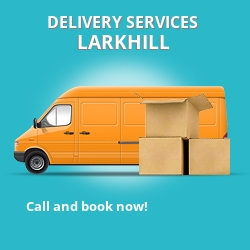 Larkhill car delivery services SP4