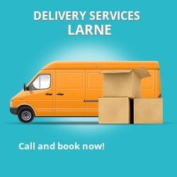 Larne car delivery services BT40