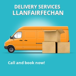 Llanfairfechan car delivery services LL33