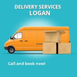 Logan car delivery services KA18