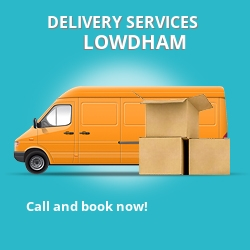 Lowdham car delivery services NG14
