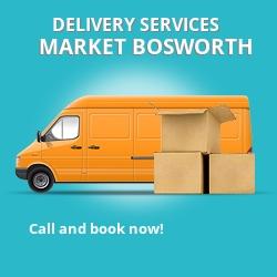 Market Bosworth car delivery services CV13
