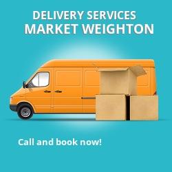 Market Weighton car delivery services YO43
