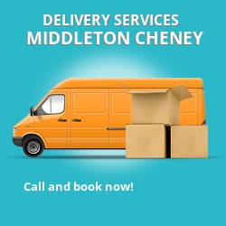 Middleton Cheney car delivery services OX17