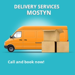 Mostyn car delivery services CH8