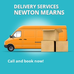 Newton Mearns car delivery services G77