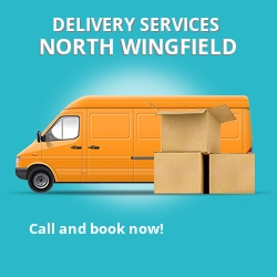 North Wingfield car delivery services S42
