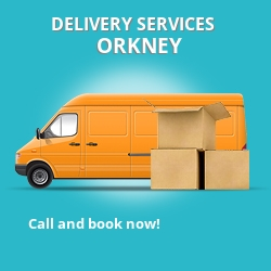 Orkney car delivery services KW17