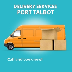Port Talbot car delivery services SA9