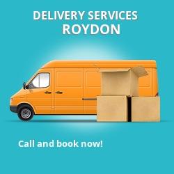 Roydon car delivery services PE32